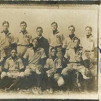 Concord High School Baseball Team 1904