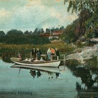 Whitman's Crossing - Boat Landing