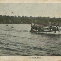 Lake Boon - The Princess - 1926