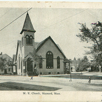 Methodist Church - 1906
