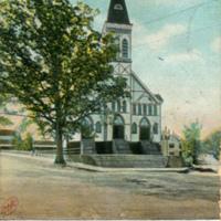 Saint Bridget Roman Catholic Church - 1907