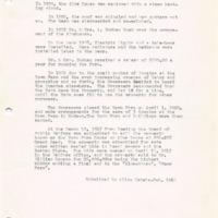 Centennial Monograph: Alms House - Poor Farm