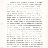 Centennial Monograph: The Assabet River