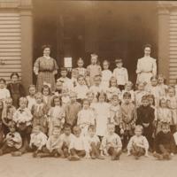 Nason Street School Grade 1 - 1908