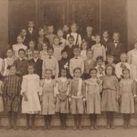 Nason Street School Grade 4 - 1905
