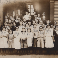 Nason Street School Grade 7 - 1908