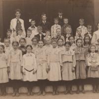 Nason Street School Grade 5 - 1906