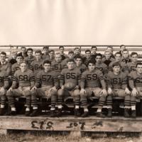 Maynard High School Football Team  -  1935