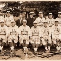 St. Casimir's Baseball Team
